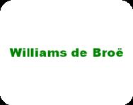 Williams de Broë